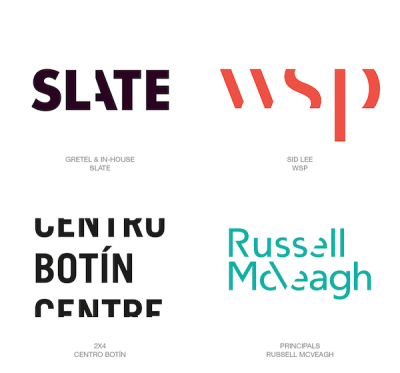 logotipos cortados