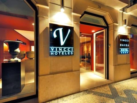 Hotel Lisboa Baixa Vincci Hotels