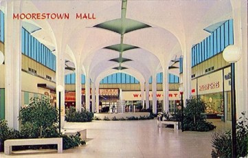 Vintage Moorestown Mall NJ