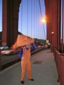 No bridge too golden.