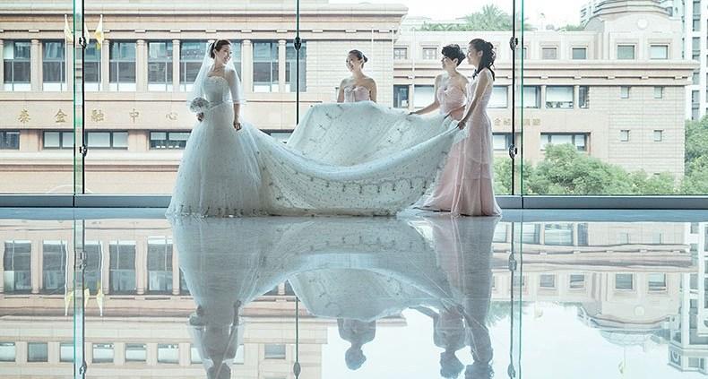 婚禮,婚攝紀錄,寒舍艾美,Vincent Cheng,婚攝 Vincent