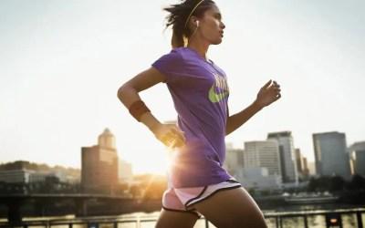 Course à pied transformation physique
