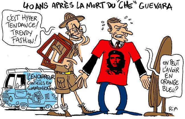 40 ans après la mort de Che Guevara