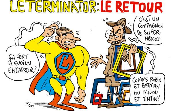 Le retour de Yves Leterme