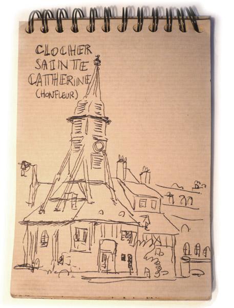 Honfleur – Sainte Catherine