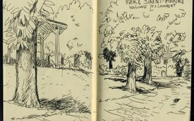 Parc Saint-Henri • Woluwe Saint-Lambert