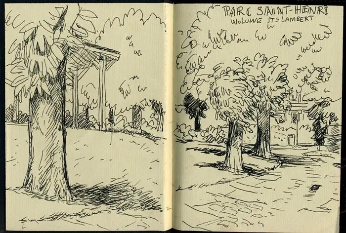 Parc Saint-Henri, Woluwe-Saint-Lambert