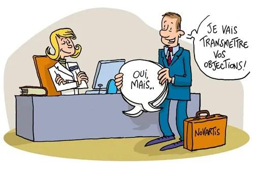 Illustration pour Novartis