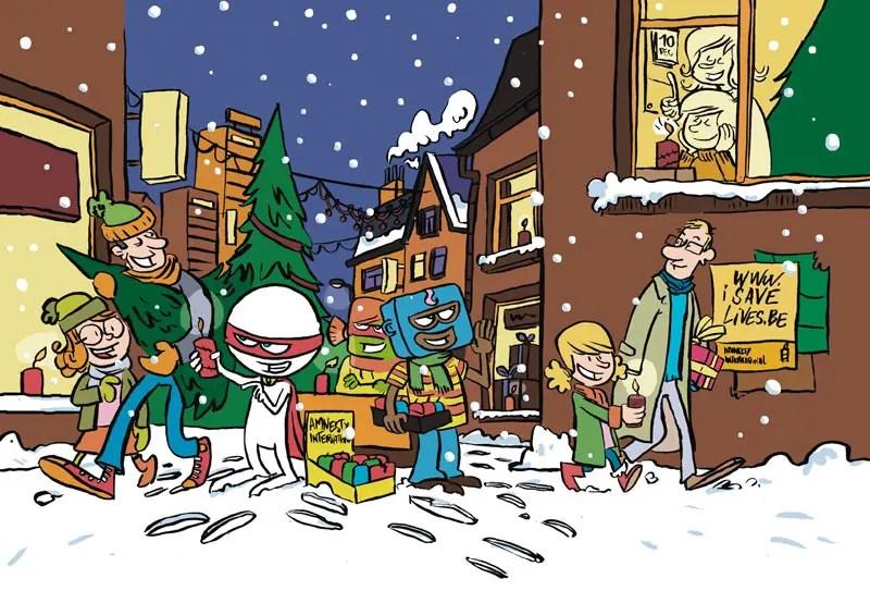 Noël pour Bougieman