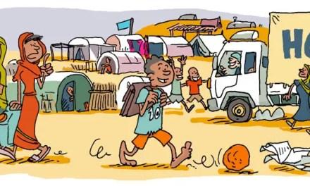 Enfant du Darfour