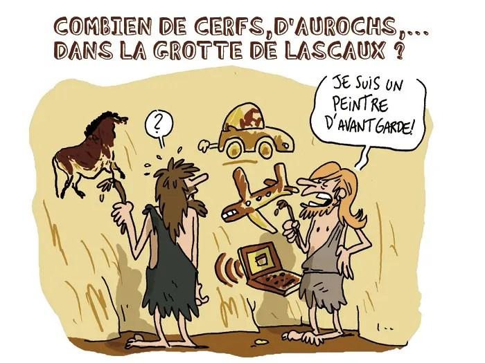 Artistes de Lascaux
