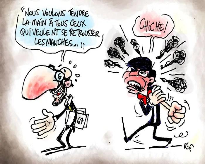 Charles Michel - Elio di Rupo