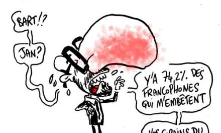 Charles Michel contre la dictature de la minorité