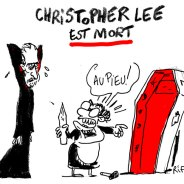 Christopher Lee est mort