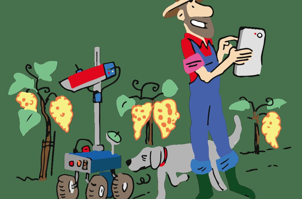 Nouvelles technologies et l'agriculture
