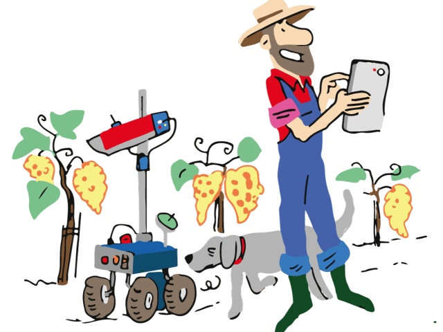Les nouvelles technologies au service de l'agriculture