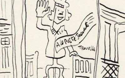 Carnet de voyage à Trouville et Deauville, Normandie – partie 1