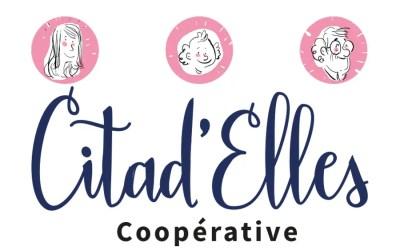 Visuel pour la coopérative Citad'Elles