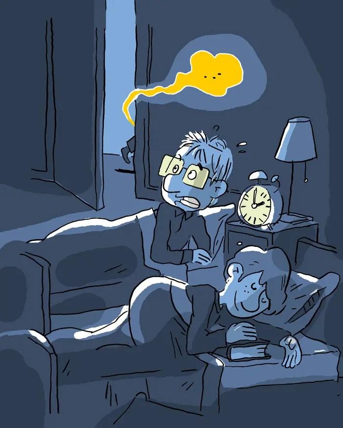 Illustration de Vincent Rif
