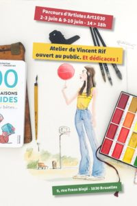 Vincent Rif À ART1030