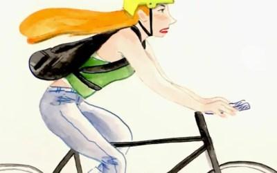 Les Cyclistes de Vincent Rif au 1030 Café