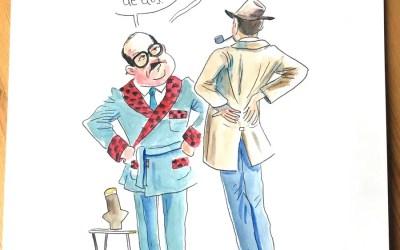 Tati et l'ostéopathie