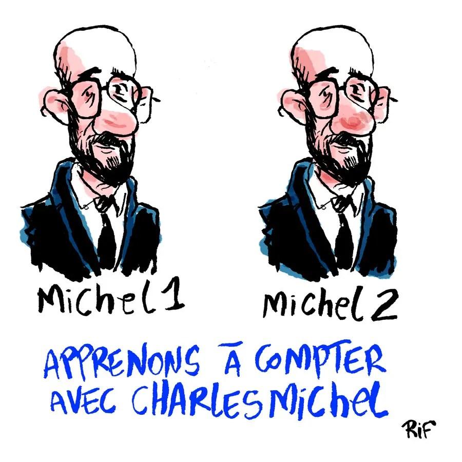 Belgique : le nouveau gouvernement de Charles Michel