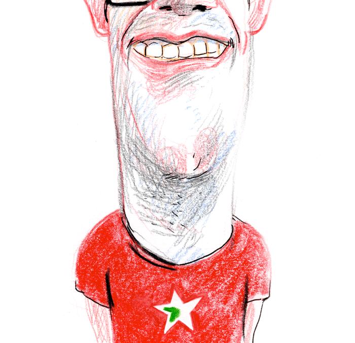 Raoul Hedebow, l'insoumis de Belgique