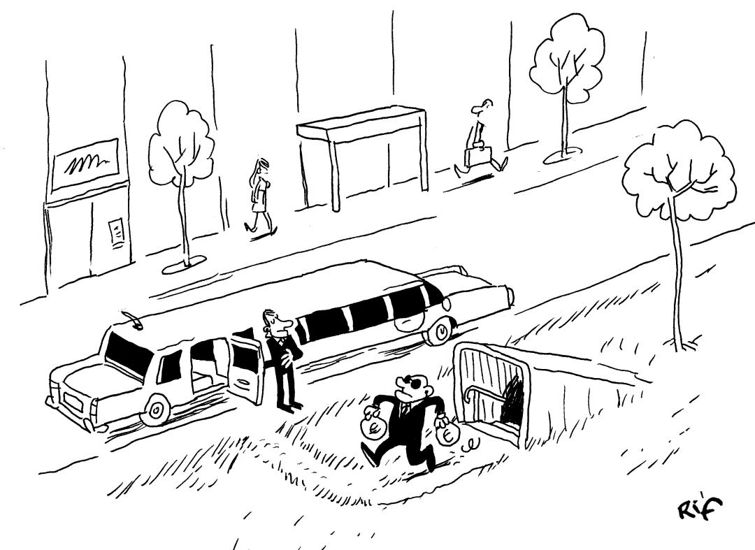 Economie souterraine