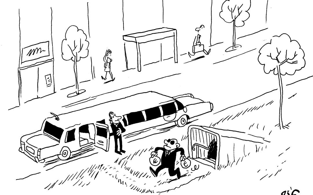 L'économie sousterraine