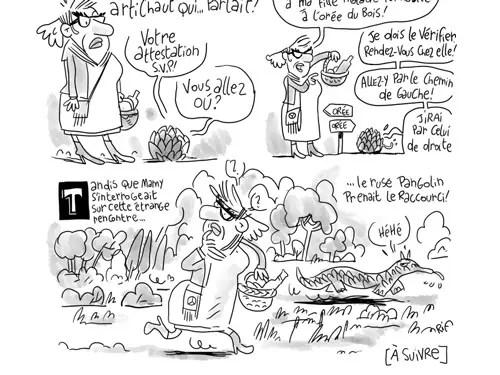 Conte du COVID-19
