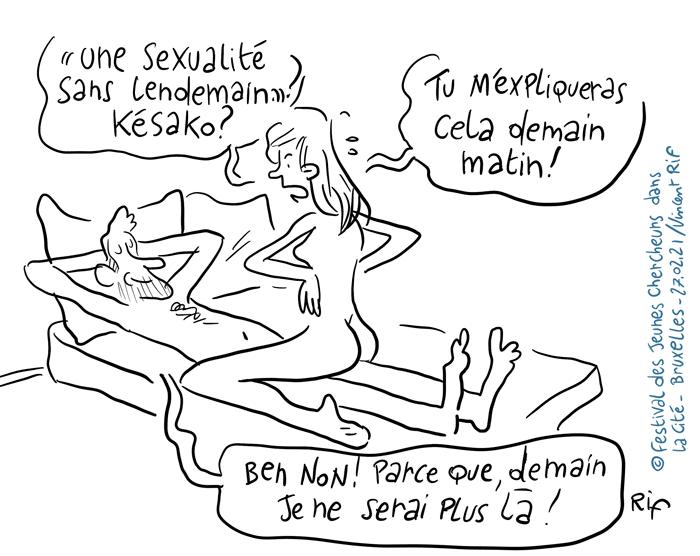 Facilitation cisuelle sur la sexualité sans lendemain