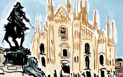 Carnet de Milan