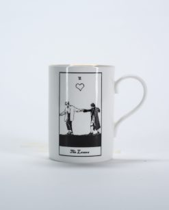 Ada and Freddie Lovers mug