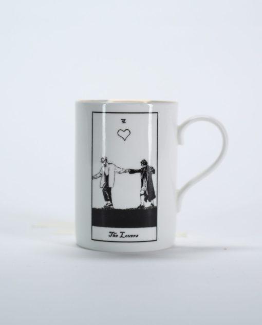 Ada and Freddie Lovers mug