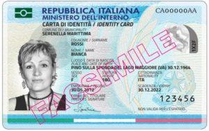 La Carta di Identita Elettronica