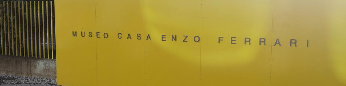 Visita Museo casa Enzo Ferrari – 29 settembre 2019