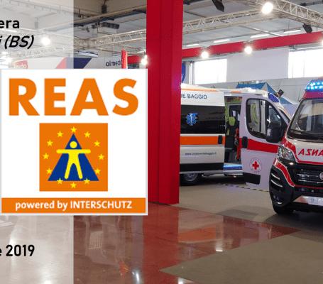 REAS 2019, Salone Internazionale dell'Emergenza