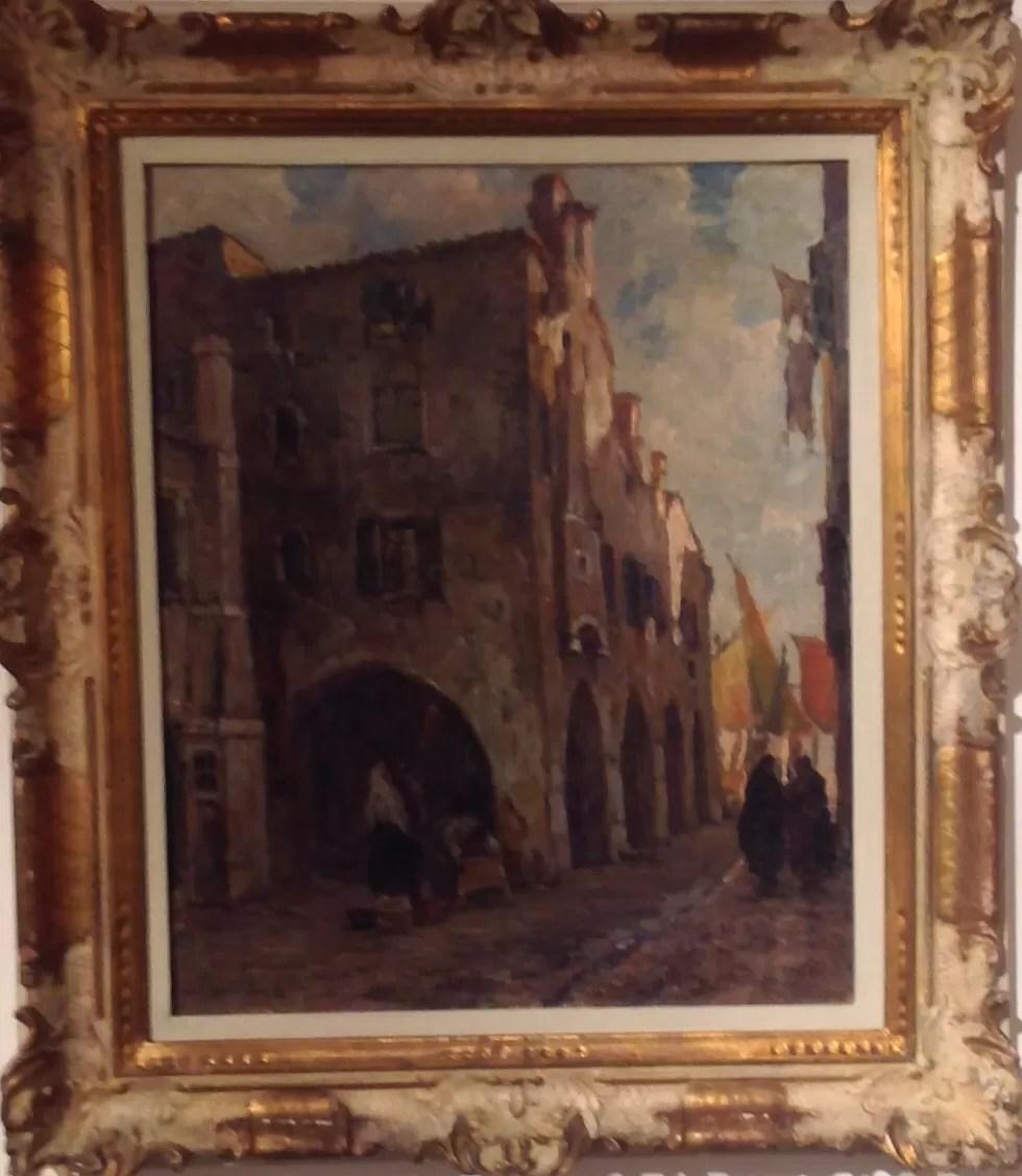 Acquisto dipinti dell800 e del 900 italiano