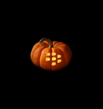 Blackberry - Hallowen ©Peter Arnell