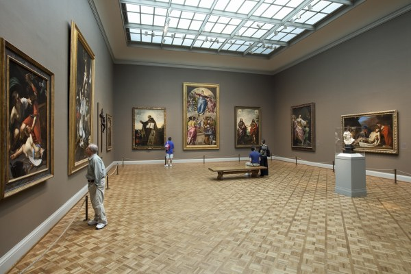 Art Institute Of Chicago Renovations And Reinstallations