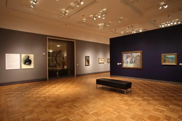 Portland Art Museum Temporary Exhibitions - Vinci Hamp Architects