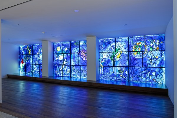 Chagall Windows Chicago Art Institute