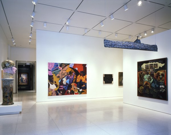 David And Alfred Smart Museum Of Art - Vinci Hamp Architects