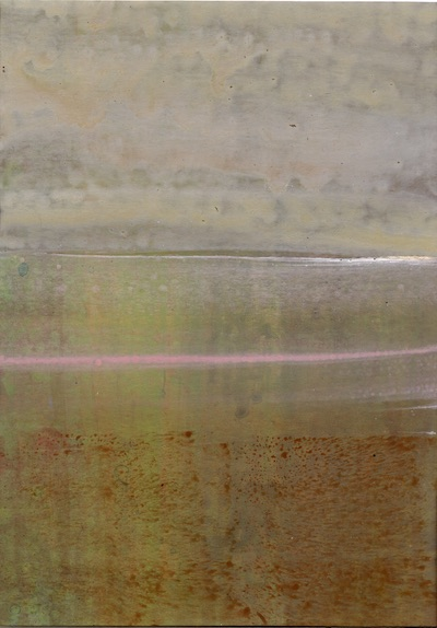 Bords de mer à la ligne rose ( CC-BY-SA Vinciane Lacroix)