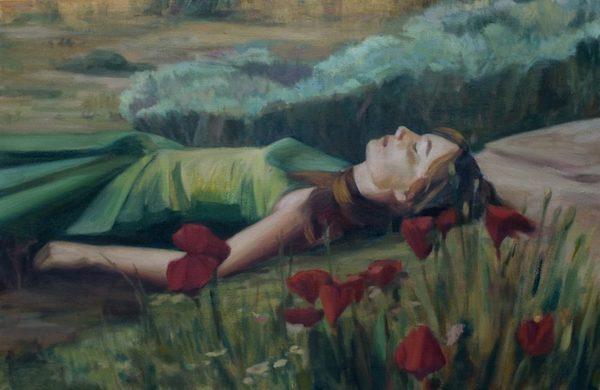 """Karin Hanssen ,""""Rosalind"""" (2007)"""