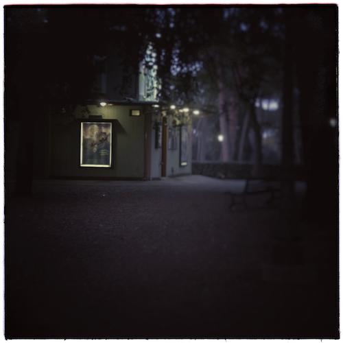 Une proposition de palette de couleurs de la nuit (photo V. Lacroix)