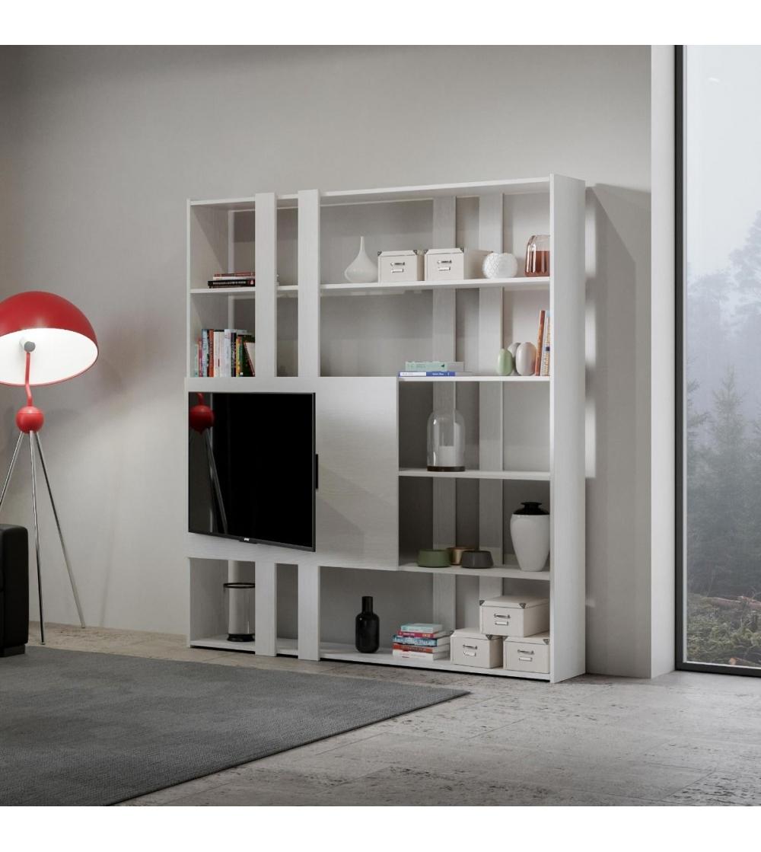 bibliotheque meuble tv kato h itamoby