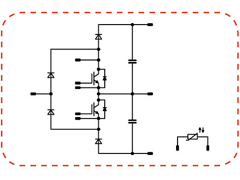 Ups System Schematic UPS System Components Wiring Diagram