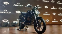 Revolt launches India's first UNLIMITED motorcycle starting at INR 2,999 per month with My Revolt Plan (M.R.P.)